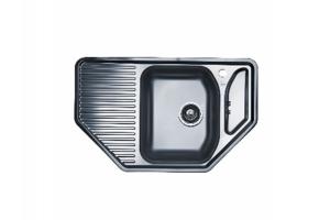 Мойка кухонная угловая 480x780 - Оптовый поставщик комплектующих «Мебельщик»