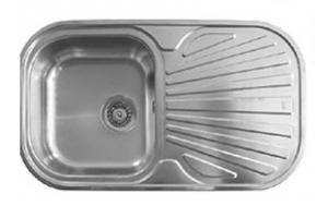 Мойка врезная прямоугольная с крылом Арт.04.10.1 - Оптовый поставщик комплектующих «Европа»