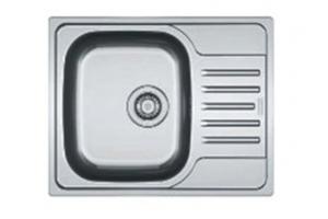 Мойка врезная с малым крылом Арт.04.12.1 - Оптовый поставщик комплектующих «Европа»