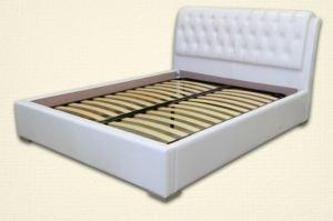 Мягкая кровать - Мебельная фабрика «Навигатор»