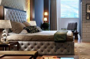 Мягкая кровать - Изготовление мебели на заказ «Furniture Design»