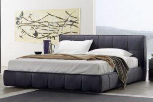 Мягкая кровать CUBE Soft - Мебельная фабрика «Арново»