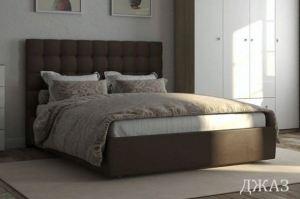 Мягкая кровать Джаз - Мебельная фабрика «Визит»