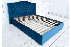 Мягкая кровать Флоренция - Мебельная фабрика «Палитра»