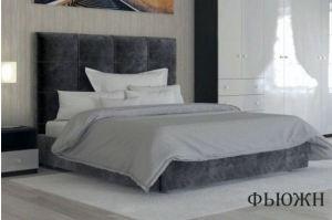 Мягкая кровать Фьюжн - Мебельная фабрика «Визит»