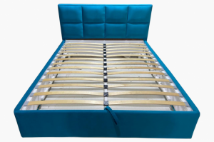 Мягкая кровать Квадро - Мебельная фабрика «Алга»