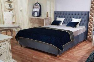 мягкая КРОВАТЬ LAZIO SAVONA - Мебельная фабрика «Lazio»