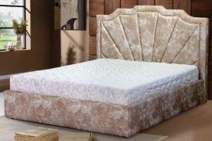 Мягкая кровать Олимп - Мебельная фабрика «Селена»