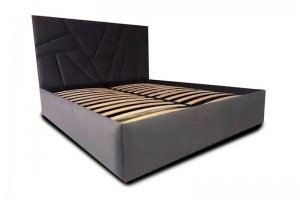 Мягкая кровать Пазл - Мебельная фабрика «Медитэй»