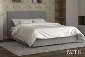 Мягкая кровать Рагги - Мебельная фабрика «Визит»
