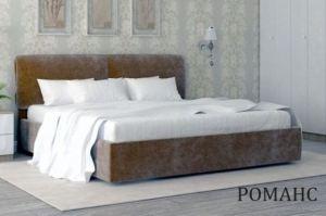 Мягкая кровать Романс - Мебельная фабрика «Визит»