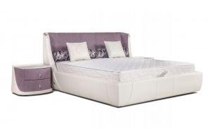Мягкая кровать Сальто - Мебельная фабрика «Британника»