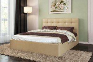 Мягкая кровать Сильвия - Мебельная фабрика «Интеди»