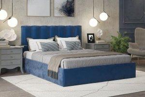 Мягкая кровать в спальню Элен - Мебельная фабрика «Можгинский лесокомбинат»