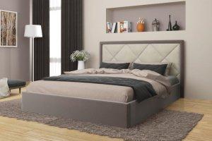 Мягкая кровать Верона - Мебельная фабрика «Интеди»