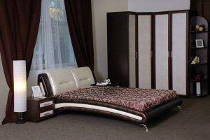 Мягкая кровать Верона - Мебельная фабрика «СКБ»