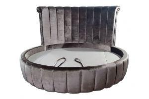 Мягкая круглая кровать - Мебельная фабрика «Орион-Крым»