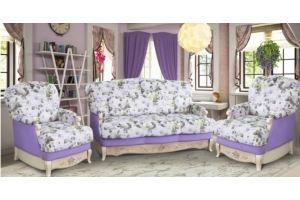 Диван прямой Лель 30 Прованс - Мебельная фабрика «Макси Торг Лель»