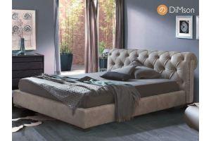 Мягкая ортопедическая кровать Екатерина - Мебельная фабрика «DiMSon»