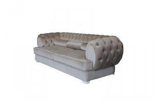 Мягкий диван AKN-5636 - Мебельная фабрика «Металл Плекс», г. Краснодар