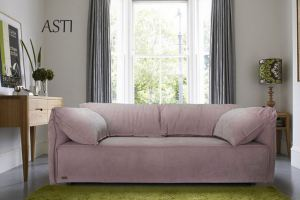 Мягкий диван Асти - Мебельная фабрика «Lorusso divani»