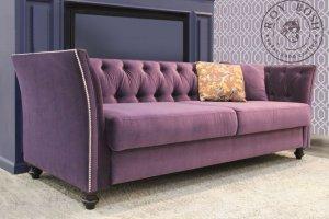 Мягкий диван Данте - Мебельная фабрика «Рой Бош»