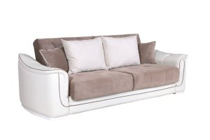 Мягкий диван еврокнижка Агат - Мебельная фабрика «Рапсодия»