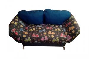 Мягкий диван клик-кляк Никко Веспас - Мебельная фабрика «Диваны от Ани и Вани»