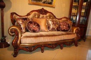 Мягкий диван Monro - Импортёр мебели «Carvelli»