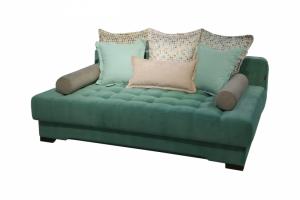 Мягкий диван с подушками Капришка - Мебельная фабрика «Mobelgut»