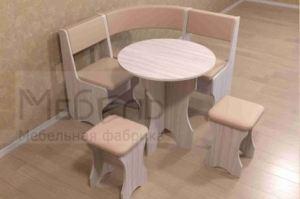 Мягкий кухонный уголок Лагуна - Мебельная фабрика «Алтай-мебель»