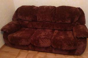 Мягкий прямой диван - Мебельная фабрика «Элит-диван»