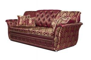 Диван Барон прямой - Мебельная фабрика «Олимп»