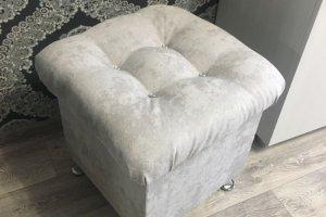 Мягкий пуф - Мебельная фабрика «Ольга»