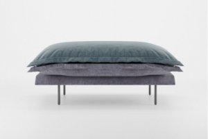 Мягкий пуф к дивану Bovino - Мебельная фабрика «MASSIMO.LTD»