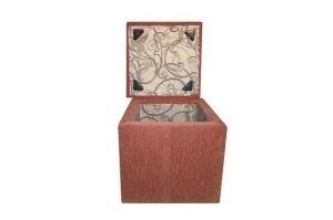 Мягкий пуф с ящиком - Мебельная фабрика «МебельТорг»
