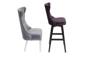 Мягкий стул Бергамо - Мебельная фабрика «Эвальд»