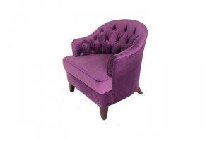 Мягкий стул-кресло AK-1785 - Мебельная фабрика «Металл Плекс»