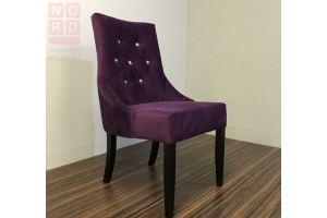 Мягкий стул Shape Кристалл со стразами - Мебельная фабрика «Норд»