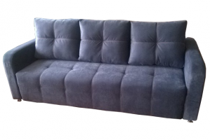 Мягкий трехместный диван Париж - Мебельная фабрика «Глажево»