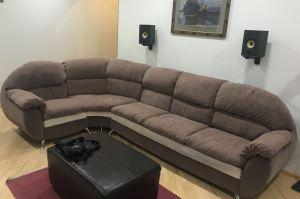 Мягкий угловой диван - Мебельная фабрика «Элит-диван»