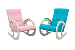 Мягкое кресло-качалка 03 - Мебельная фабрика «RIVALLI»