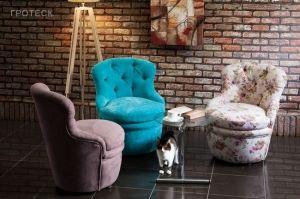 Мягкое кресло Тюльпан - Мебельная фабрика «Гротеск»