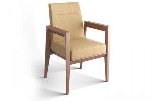 мягкое кресло Вегас-2 с подлокотниками - Мебельная фабрика «Рокос»