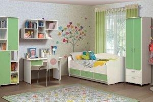 Набор детской мебели  Алиса - Мебельная фабрика «Виктория»
