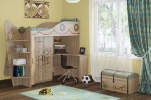 Набор детской мебели Фрегат 2 - Мебельная фабрика «М-Сервис»
