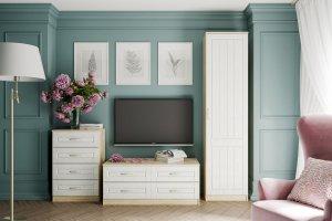 Набор для гостиной Оливия - Мебельная фабрика «Сильва»