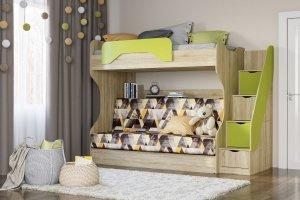Набор мебели Акварель - Мебельная фабрика «Сильва»