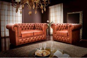 набор мебели Честерфилд - Мебельная фабрика «Тиолли»