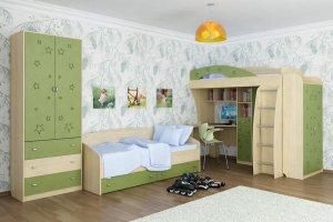 Набор мебели Звездочка для детской  - Мебельная фабрика «СМ-Мебель»
